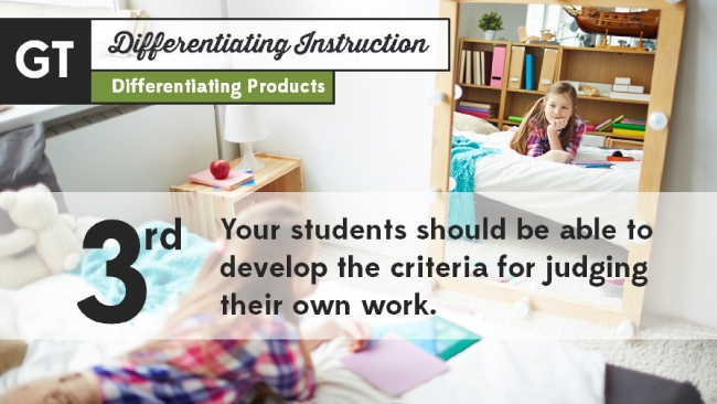 GT Students: Differentiating Instruction Preview 3